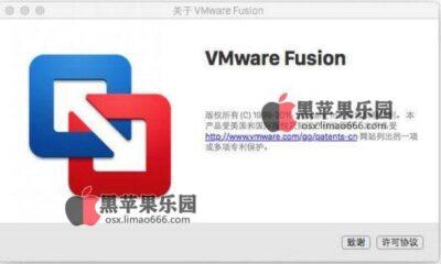 黑苹果VMWare Fusion Pro破解版 11.5.3-15870345