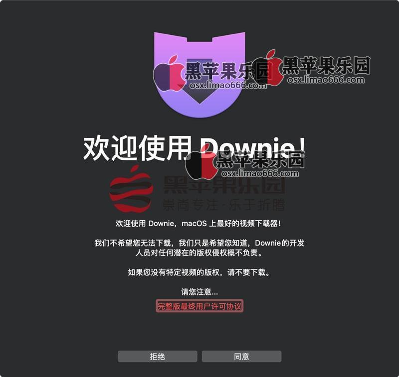 Downie 4 For Mac v4.1.14 最好用的网络视频下载工具