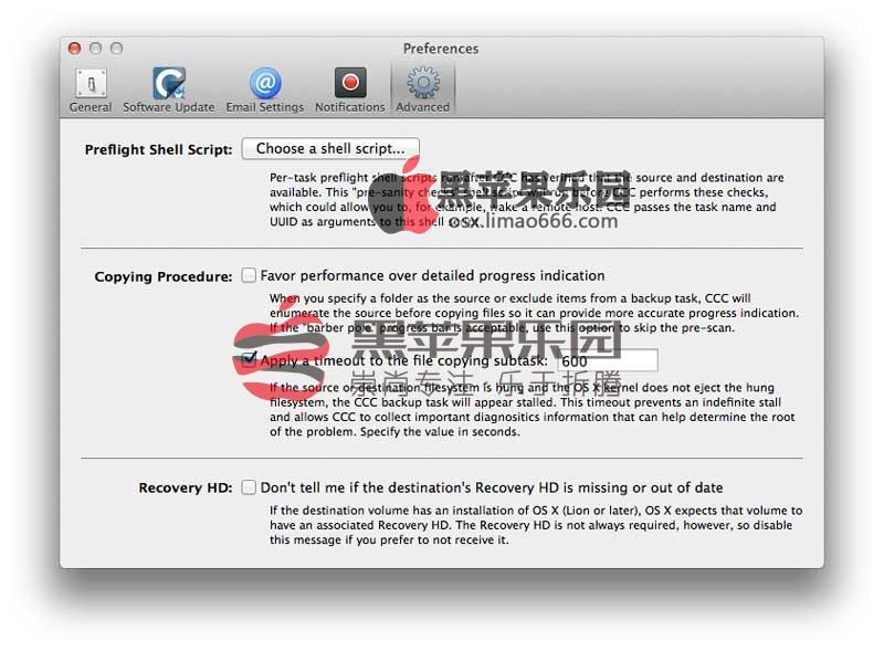 黑苹果必备Carbon Copy Cloner v5.1.19 黑苹果磁盘备份克隆工具