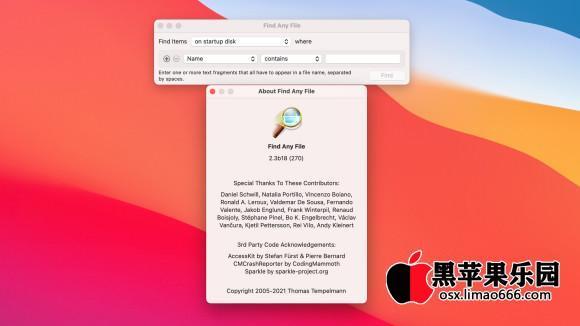 超强本机文件搜索工具:Find Any File2 2.3b18