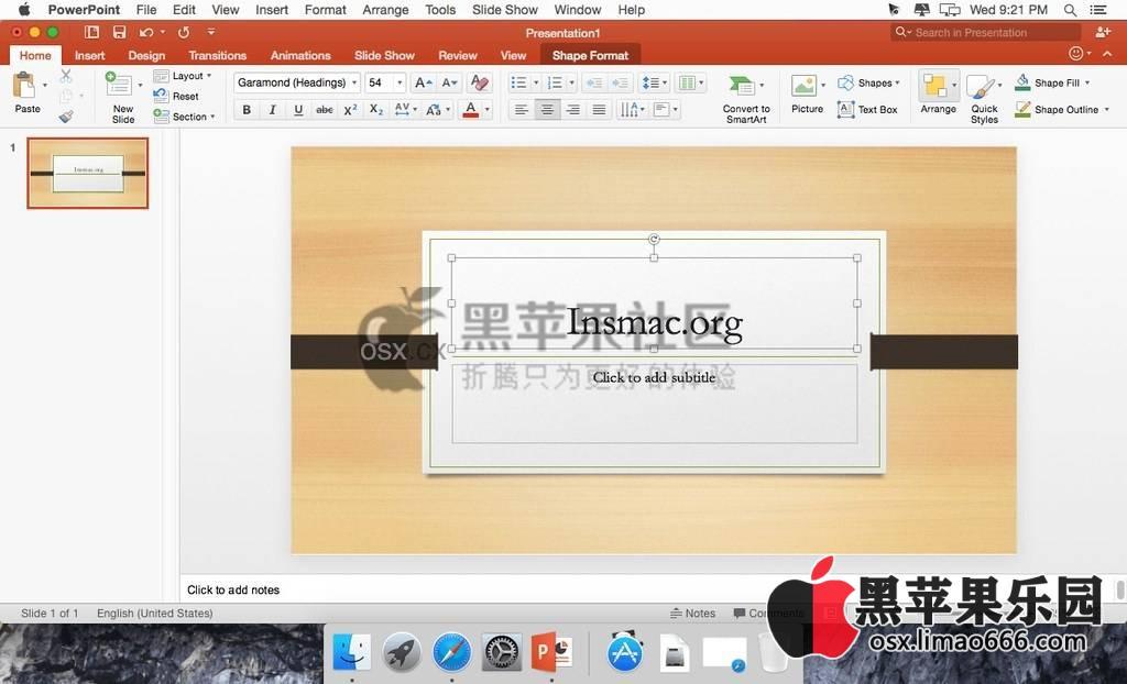 Office for Mac 2019 v16.45 支持黑暗模式 强大的公办软件套件